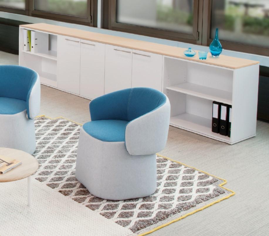 Haworth Büromöbel-Systeme » Paul Morger Bürocenter
