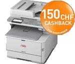 OKI Cashback 150 CHF