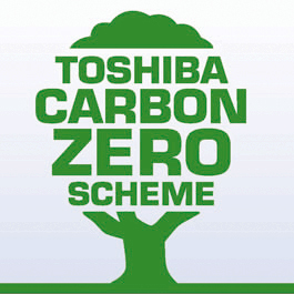 Toshiba Carbon Zero Scheme