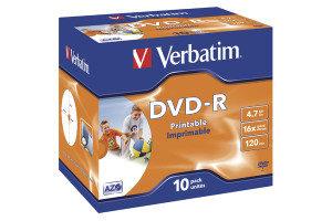 DVD/Blu-Ray Media