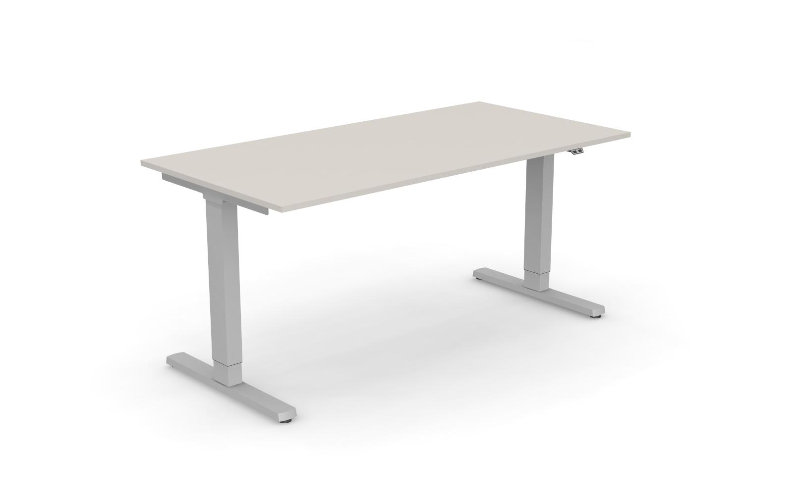 Steh- /Sitztisch Zemp OPTIMO E-23 - Paul Morger AG Bürocenter