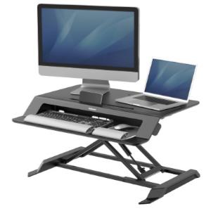 Sitz-Steh Workstation